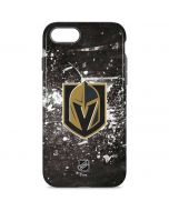 Vegas Golden Knights Frozen iPhone 8 Pro Case