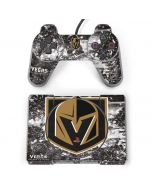 Vegas Golden Knights Frozen PlayStation Classic Bundle Skin