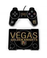 Vegas Golden Knights Lineup PlayStation Classic Bundle Skin
