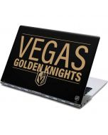 Vegas Golden Knights Lineup Yoga 910 2-in-1 14in Touch-Screen Skin