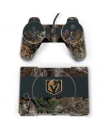 Vegas Golden Knights Realtree Xtra Camo PlayStation Classic Bundle Skin