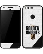 Vegas Golden Knights Script Google Pixel Skin