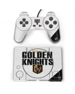 Vegas Golden Knights Script PlayStation Classic Bundle Skin