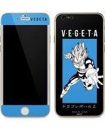 Vegeta Combat iPhone 6/6s Skin