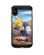 Vegeta Power Punch iPhone XS Max Cargo Case