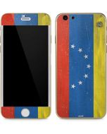 Venezuela Flag Distressed iPhone 6/6s Skin