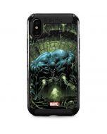 Venom In Sewer iPhone XS Max Cargo Case