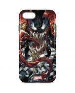 Venom Shows His Pretty Smile iPhone 8 Pro Case