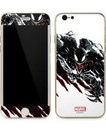 Venom Slashes iPhone 6/6s Skin