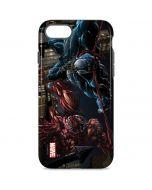 Venom vs Carnage iPhone 8 Pro Case