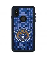 Villanova Wildcats Digi iPhone XS Waterproof Case