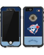 Vintage Blue Jays iPhone 6/6s Waterproof Case