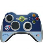 Vintage Blue Jays Xbox 360 Wireless Controller Skin