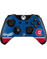 Vintage Cubs Xbox One Controller Skin