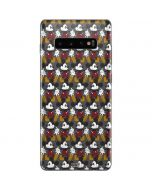 Vintage Mickey Mouse Galaxy S10 Plus Skin