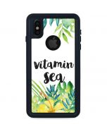 Vitamin Sea iPhone XS Waterproof Case