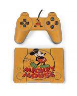 Walt Disney Mickey Mouse PlayStation Classic Bundle Skin