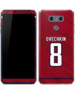 Washington Capitals #8 Alexander Ovechkin LG G6 Skin