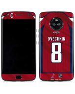 Washington Capitals #8 Alexander Ovechkin Moto X4 Skin