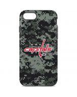 Washington Capitals Camo iPhone 8 Pro Case