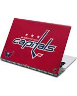 Washington Capitals Distressed Yoga 910 2-in-1 14in Touch-Screen Skin