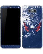 Washington Capitals Frozen LG G6 Skin