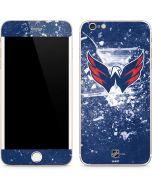 Washington Capitals Frozen iPhone 6/6s Plus Skin