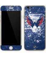 Washington Capitals Frozen iPhone 6/6s Skin