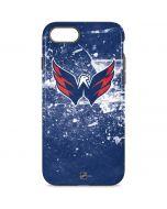 Washington Capitals Frozen iPhone 8 Pro Case