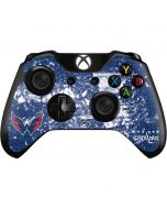 Washington Capitals Frozen Xbox One Controller Skin