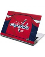 Washington Capitals Home Jersey Yoga 910 2-in-1 14in Touch-Screen Skin