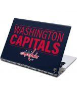 Washington Capitals Lineup Yoga 910 2-in-1 14in Touch-Screen Skin