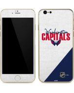 Washington Capitals Script iPhone 6/6s Skin