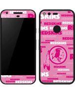 Washington Redskins - Blast Pink Google Pixel Skin