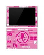 Washington Redskins - Blast Pink Surface Pro 3 Skin