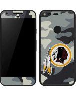 Washington Redskins Camo Google Pixel Skin