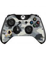 Washington Redskins Camo Xbox One Controller Skin