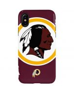 Washington Redskins Large Logo iPhone XS Max Pro Case