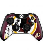 Washington Redskins Large Logo Xbox One Controller Skin