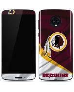 Washington Redskins Moto G6 Skin