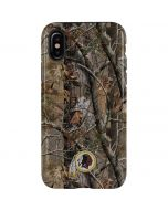 Washington Redskins Realtree AP Camo iPhone XS Max Pro Case