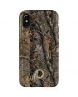 Washington Redskins Realtree AP Camo iPhone XS Pro Case