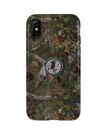 Washington Redskins Realtree Xtra Green Camo iPhone XS Max Pro Case