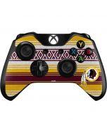 Washington Redskins Trailblazer Xbox One Controller Skin