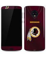 Washington Redskins Team Jersey Moto G6 Skin