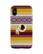 Washington Redskins Trailblazer iPhone XS Max Pro Case