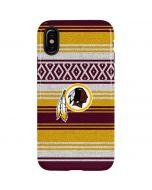 Washington Redskins Trailblazer iPhone XS Pro Case