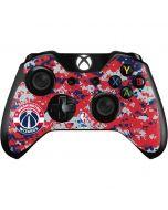 Washington Wizards Camo Digi Xbox One Controller Skin
