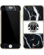Washington Wizards Marble iPhone 6/6s Skin