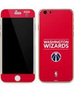 Washington Wizards Standard - Red iPhone 6/6s Skin